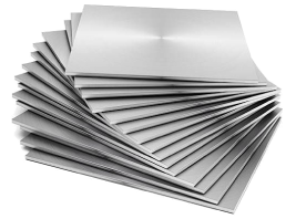 Алюминиевые листы и плиты
